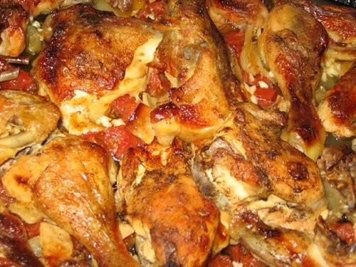 Курица по-португальски - 2