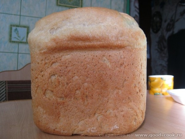 Девочки, поделюсь с вами своим хлебом