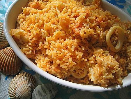 Танечка, дорогая, несу тебе спасибо за Морской рис