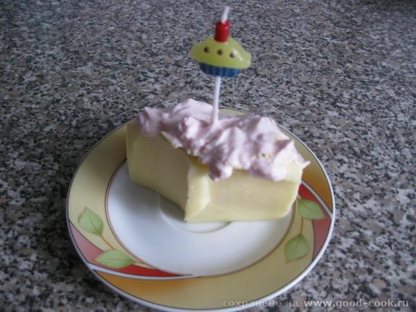 """Захожу сегодня на кухню, на столе стоит этот """"торт"""""""
