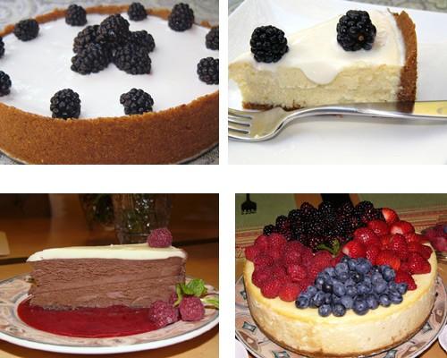 Кексы и маффины Мраморный кекс из тыквы и шоколада и фото Пирог с ревенем и клубникой Лимонно-лаймо...