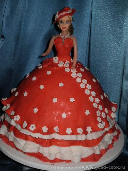 моя вторая кукла....