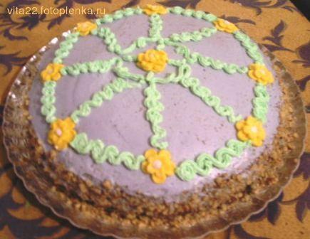 А это мои последнии тортики