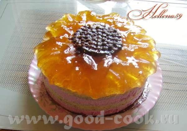 """Торт """"Янтарный"""" Автор hellena на сайте myrel - 10"""