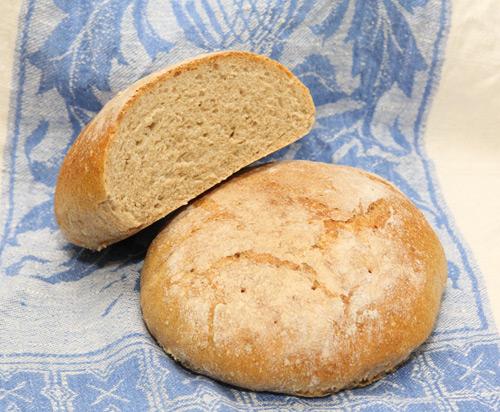 чешский деревенский хлеб