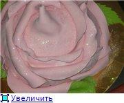 торт роза торт коляска торт красное сердце - 3
