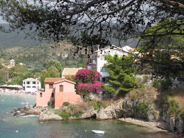 Греция, о-в Кефалония, море неизвестно, может Ионическое, но Средиземноморье