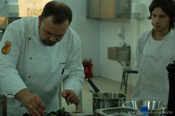 """Вчера был первый день занятий в кулинарной школе Ask the Chef, класс """"Итальянская кухня"""" - 3"""