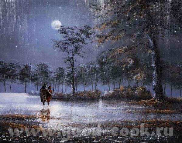 Ой как красиво, не могу налюбоваться- это самая настоящая сказка, мне очень нравится ваша картина О... - 3