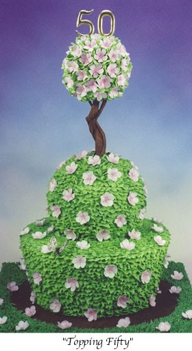 Academy of Cake Art with Scott Clark Woolley Ох, какие там торты
