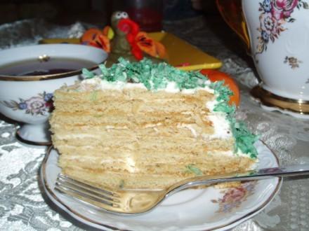 Торт Польский медовик от Аин - 3