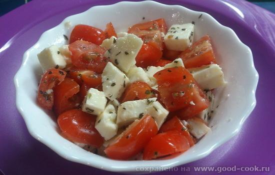 томаты-фета
