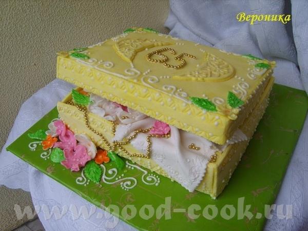 Хорошие у всех торты