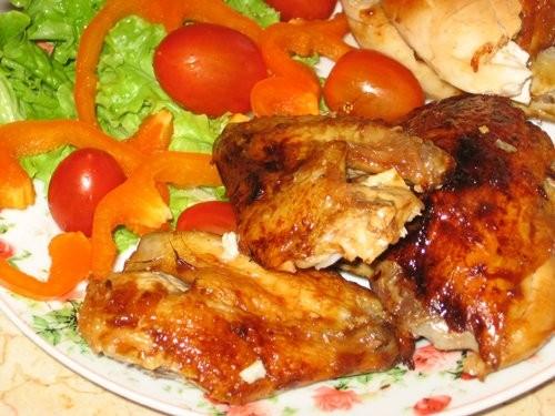 """Салат """"Лагуна"""" Курица, запеченая по-гавайски от Irochka Курица с 40 чесноками Плов Быстрые малосоль... - 5"""