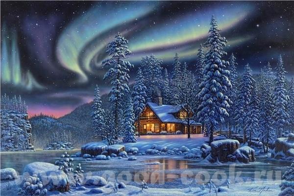 Рождественские картины =================== - 9