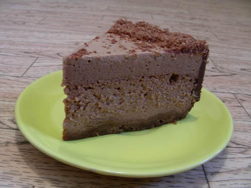 """Торт """"Моккачино"""" (Mochaccino Cake) от Мишель не успел побыть целым"""