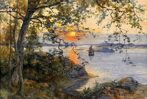 Anna Gardell Ericson --------------------------- Красота