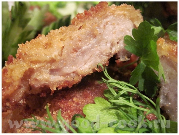 Шницель оригинальный Мякоть свинины 1,5кг - 7