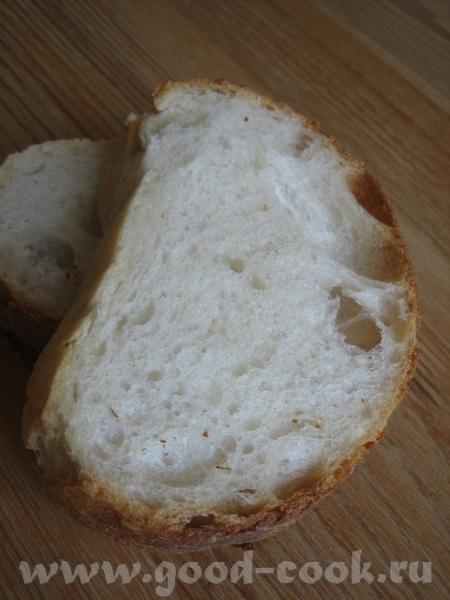 Пекла сегодня такую кРРРРасоту, не удержалась и кусок съела Рецепт ТУТ Пшеничный Хлеб на Опаре Фотк...