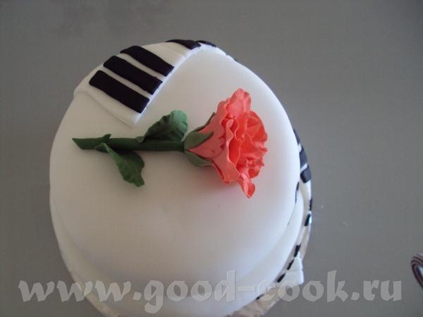 мой новый тортик - 2