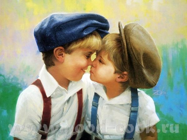 Вот такой художник- Donald Zolan и его cамыe прекрасныe оригинальные детские картины - 2