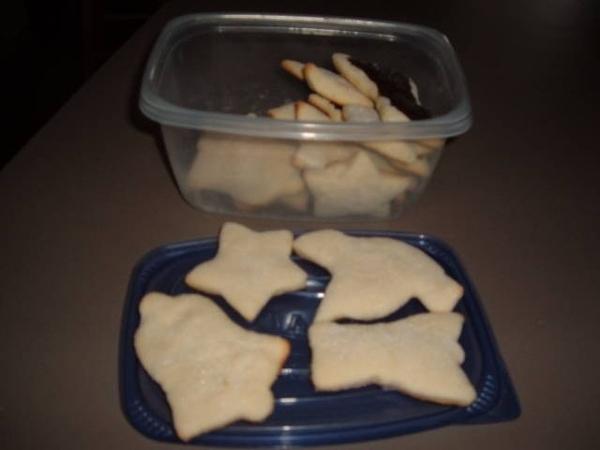 Я напекла таких вот печенюшек - 2
