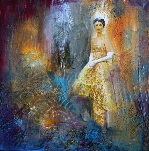 Acrylic modeling paste Carol Nelson Внизу нажмите на Older Posts и идём смотреть дальше, иногда... - 10