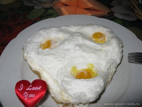 Спасибо Лиде Саяногорочке за рецепт Яйца Орсини