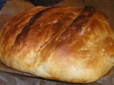 Т.к. хлебушек умяли весь, пришлось ставить заново тесто. вот, что получилось к ужину. Лобио Жаркое...