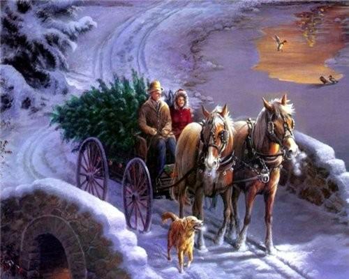 Сплошных удач не обещая, Надеюсь я, что Новый год Избавит всех нас от печалей И непредвиденных забо...