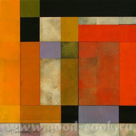 а вот работа Gregg Robinson, * Доброта* Мне лично, очень нравится сочетание цветов
