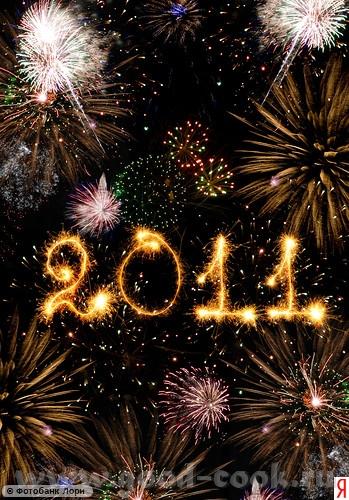 Всех форумчан поздравляю с Новым 2011 годом