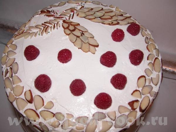 Ещё один новогодний торт - 3