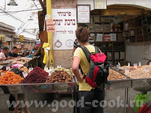РЫНОК НА УЛИЦЕ ЯФФО Сюда мы попали в наш самый последний день и Израиле - 5