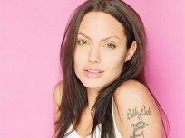 Angelina Jolie - ну очень