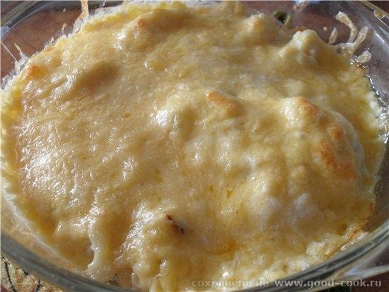 Цветная капуста запеченная под сыром от За что ей спасибо, мне понравилось - 2
