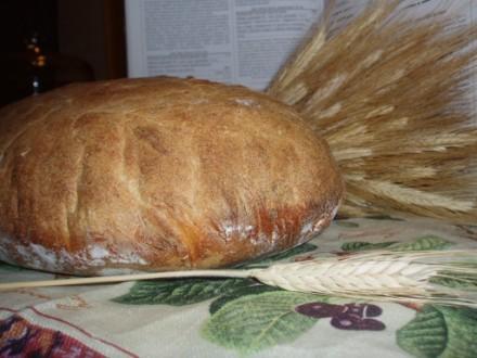 Вот и испекла таки я хлебушек, на рецепт которого давно уже облизывалась - 2