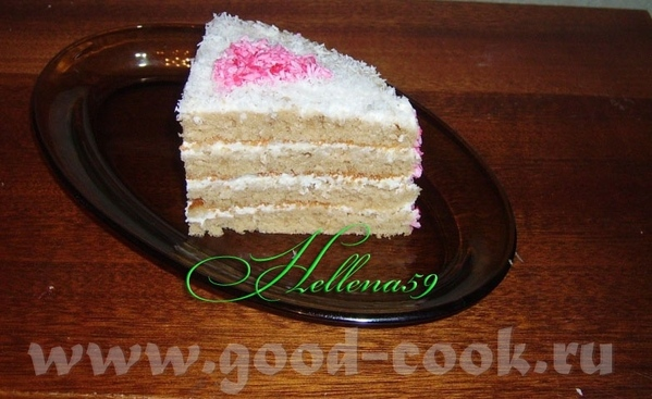 Торт Валентинка - 4