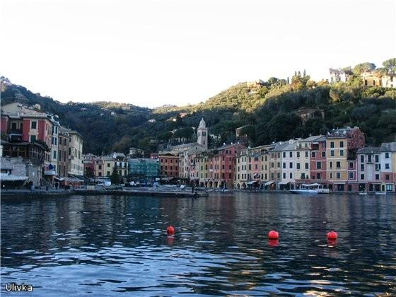 игрушечный городок Портофино (Portofino) это рай для состоятельных людей, куда они приезжают, чтобы...