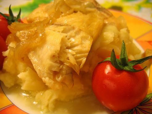 На днях готовила Борщ, А сегодня- тушеную рыбку с луком от - оччень вкусно - 2