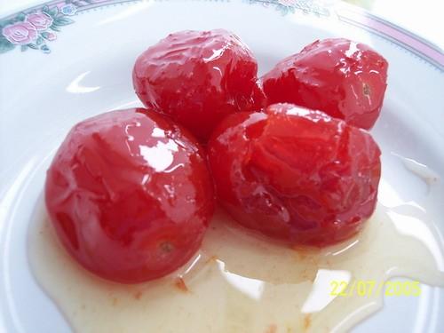 От Верочки курочька в йогуртовом маринаде, очень нежная и вкусная и на дисерт, было вот такое варен... - 2