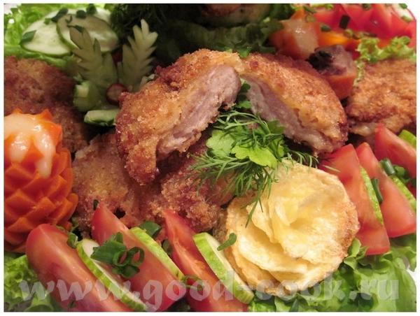 Шницель оригинальный Мякоть свинины 1,5кг - 6
