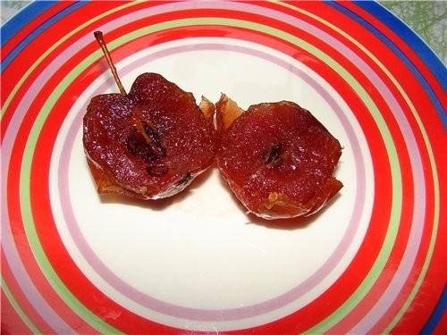 Варенье из целых яблок – коричных и райских – ещё один рецепт моей семьи - 7