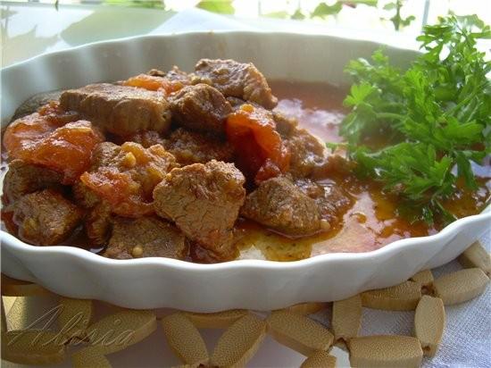 Девочки рекомендую этот рецепт, замечательный букет специй, вкус говядины и томатов, делают его нео... - 2