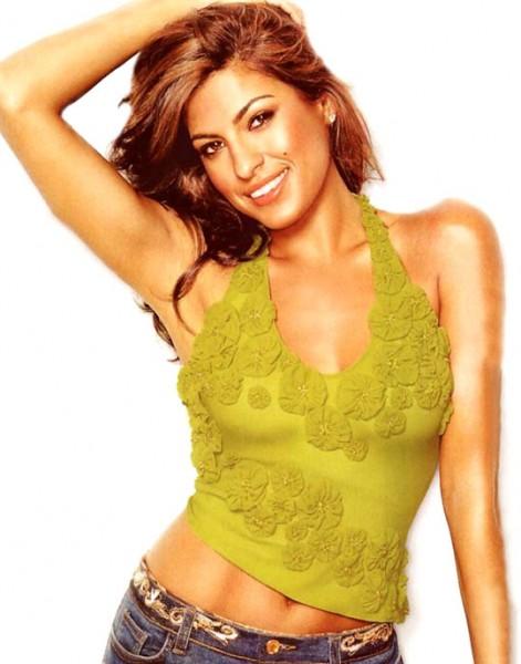 Мне очень нравится актриса - модель Ива Мендес