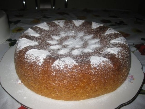 Девочки, привожу рецепт просто офигенно вкусного кекса-бисквита