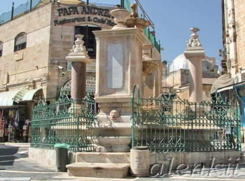 Площади с фонтаном - 3