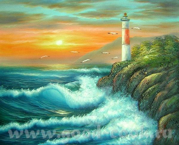 Для тех кто любит море