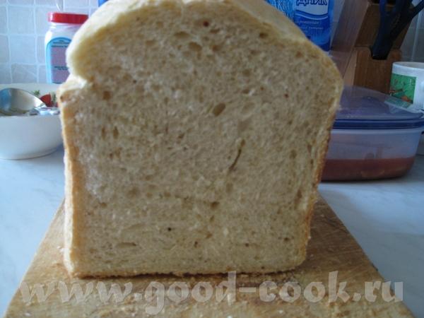 Испекла хлебушек горчичный (наверное) За основу взяла рецепт белого хлеба к ХП: 1ч - 2