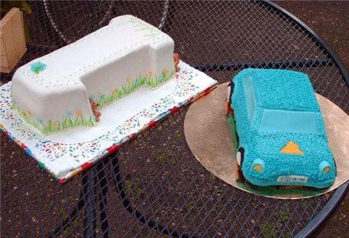 Девочки,очень красивые тортики - 3